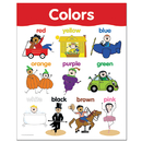 Creative Teaching Press CTP5672 Colors Small Chart