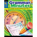 Creative Teaching Press CTP6124 Grammar Minutes Gr 6