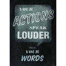Creative Teaching Press CTP6677 Your Actions Poster