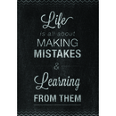 Creative Teaching Press CTP6681 Mistakes Poster