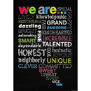 Creative Teaching Press CTP6684 We Are Poster