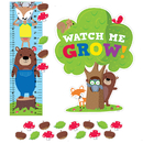 Creative Teaching Press CTP6992 Woodland Friends Growth Chart