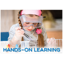 Creative Teaching Press CTP7265 Hands On Learning Poster