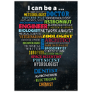 Creative Teaching Press CTP7273 Stem Careers Poster