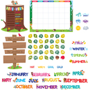 Creative Teaching Press CTP8006 Woodland Friends Calendar St