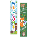 Creative Teaching Press CTP8148 Woodland Friends 2 Sided Banner