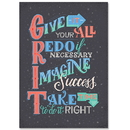Creative Teaching Press CTP8581 Grit Inspire U Poster