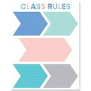 Creative Teaching Press CTP8634 Calm & Cool Class Rules Chart