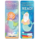 Creative Teaching Press CTP8645 Mystical Mermaid Tales Bookmarks