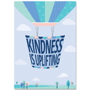 Creative Teaching Press CTP8714 Kindness Is Uplifting Calm & Cool Inspire U Poster