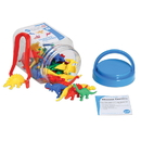 Learning Advantage CTU13037 Dinosaur Counters Mini Jar