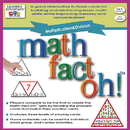 Learning Advantage CTU2167 Math Fact Oh Multiplication & - Division