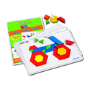 Learning Advantage CTU7149 Pattern Block Cards