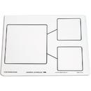 Learning Advantage CTU7300BN Number Bond Dry Erase Board, 2 ST