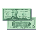 Learning Advantage CTU7509 $10 Bills Set 100 Bills