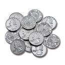 Learning Advantage CTU7524 Plastic Coins 100 Quarters