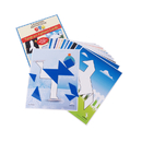 Learning Advantage CTU8844 Tangrams And Pattern Cards