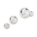 Learning Advantage CTU9322 Sensory Reflective Balls Silver