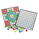 Didax DD-210009 Unifix Hundred Number Grid Tray