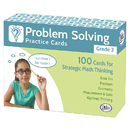 Didax DD-211279 Problem Solving Practice Cards Gr 3