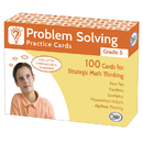 Didax DD-211281 Problem Solving Practice Cards Gr 5