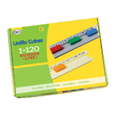 Didax DD-211504 Unifix 1-120 Number Line