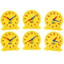 Didax DD-211550 5In Student Clocks Set Of 6
