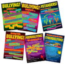 Didax DD-556602 Bullying In A Cyber World Poster Set Gr 5-8