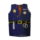 Dexter Educational Toys DEX107 Costumes Police Officer