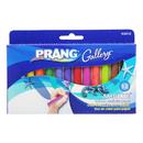 Dixon Ticonderoga DIX53012 Ambrite Paper Chalk 12 Color Box