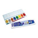 Dixon Ticonderoga DIX80516 Prang Watercolor Masterpk Metallic Colors 8 Count