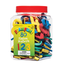 Dowling Magnets DO-732101 80 Foam Fun Magnet Numbers