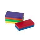 Dowling Magnets DO-MC15 Plastic Encased Block Magnets 12 Pcs