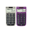 Teledex DTXDH2202 2Line Trackback Handheld Calculator