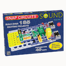 Elenco Electronics EE-SCS185 Snap Circuits Sound
