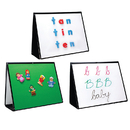 Educational Insights EI-1027 3-In-1 Portable Easel