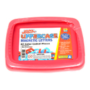 Educational Insights EI-1631 Alphamagnets Uppercase 42 Pcs - Color-Coded