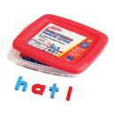 Educational Insights EI-1633 Alphamagnets Lowercase 42 Pcs - Color-Coded