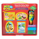 Educational Insights EI-2320 Hot Dots Jr Interactive Storybook - Set Fairy Tales With Ollie The Owl