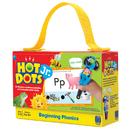 Educational Insights EI-2352 Hot Dots Jr Cards Beginning Phonics