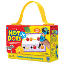 Educational Insights EI-2356 Hot Dots Jr Cards Patterns & - Sequencing