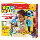 Educational Insights EI-2373 Hot Dots Jr Lets Master Math Gr K