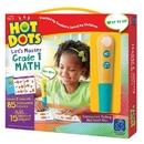 Educational Insights EI-2374 Hot Dots Jr Lets Master Math Gr 1