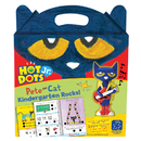Educational Insights EI-2454 Hot Dots Jr Pete The Cat - Kindergarten Rocks Pen