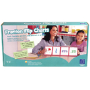 Educational Insights EI-3243 Fractions Modular Flip Charts