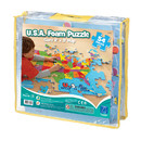 Educational Insights EI-4809 Usa Foam Map Puzzle