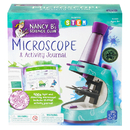 Educational Insights EI-5350 Nancy B Science Club Microscope & Activity Journal