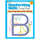 Essential Learning Products ELP0226 Handwriting Skills Simplified - Improving