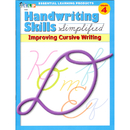 Essential Learning Products ELP0228 Handwriting Skills Simplified - Improving Cursive
