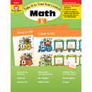 Evan-Moor EMC3070 Take It To Your Seat Gr K Math - Centers